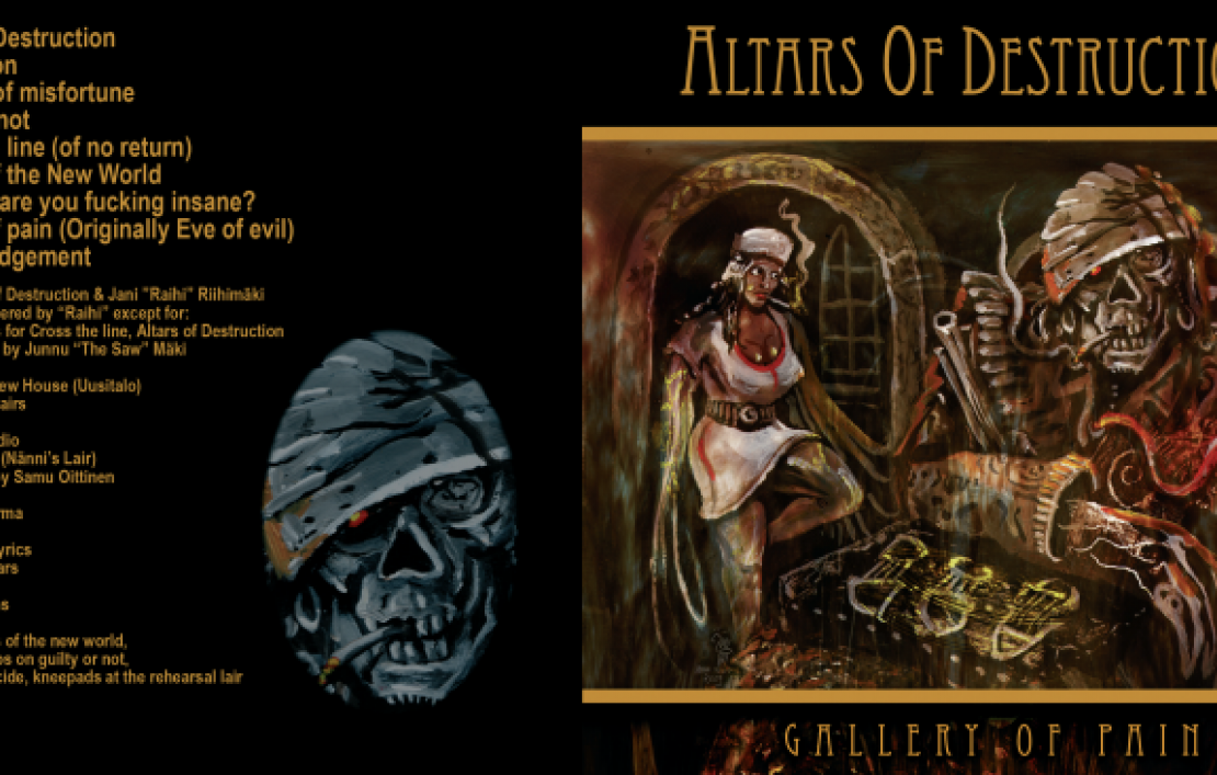 Altars of Destruction (AoD)